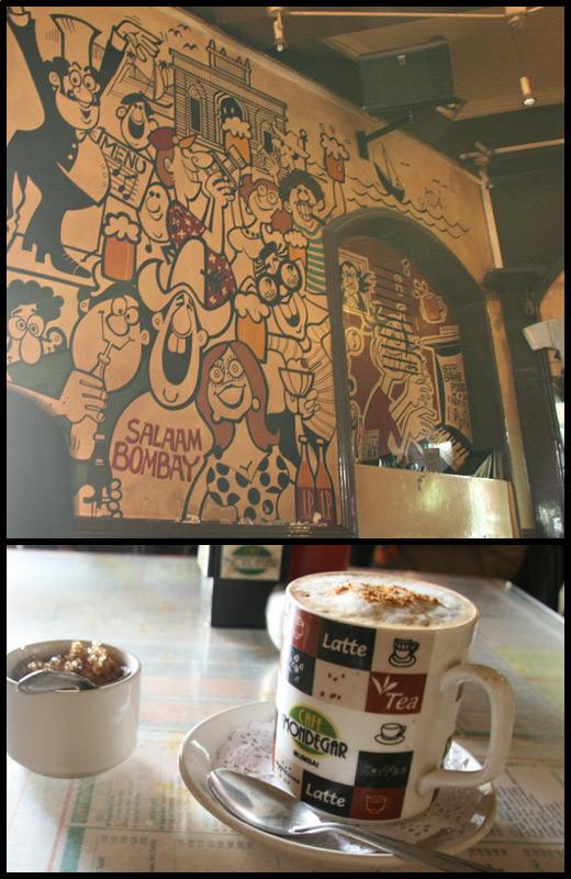 Café Mondegar - Bombay, Indien