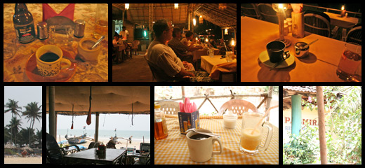 Café Goa - Indien