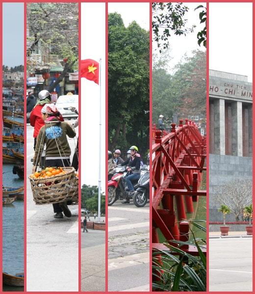 Vietnam, ögonblick
