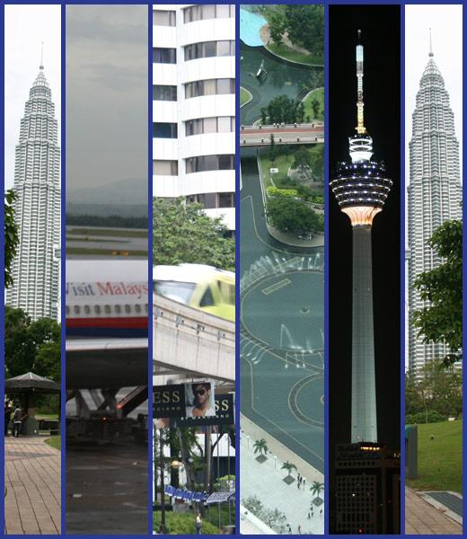 Kuala Lumpur bilder