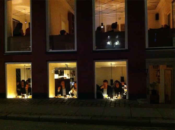 wokshop En helg i Köpenhamn