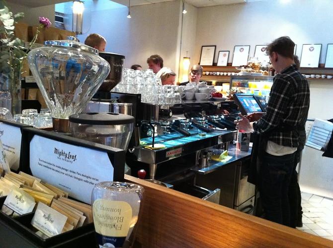 da Matteo - klassisk kaffebar i Göteborg