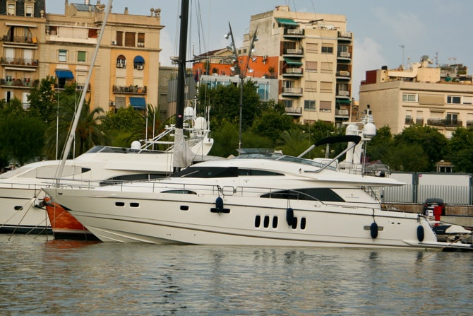 fairline squadron 74 Yachtspotting   Barcelona edition