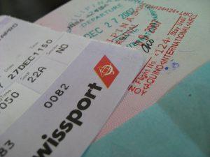 Jakten på de perfekta flygbiljetterna.