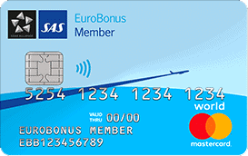 SAS Mastercard World