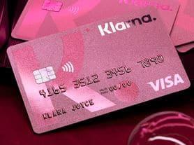 Bankkort från Klarna.